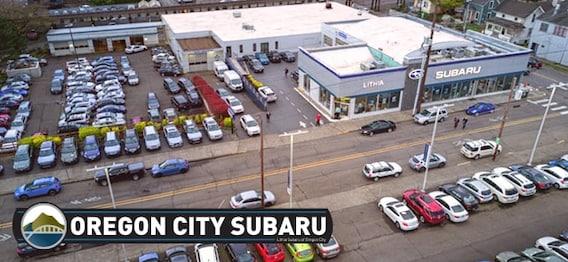 Lithia Subaru Of Oregon City Subaru Dealer Near Portland Or