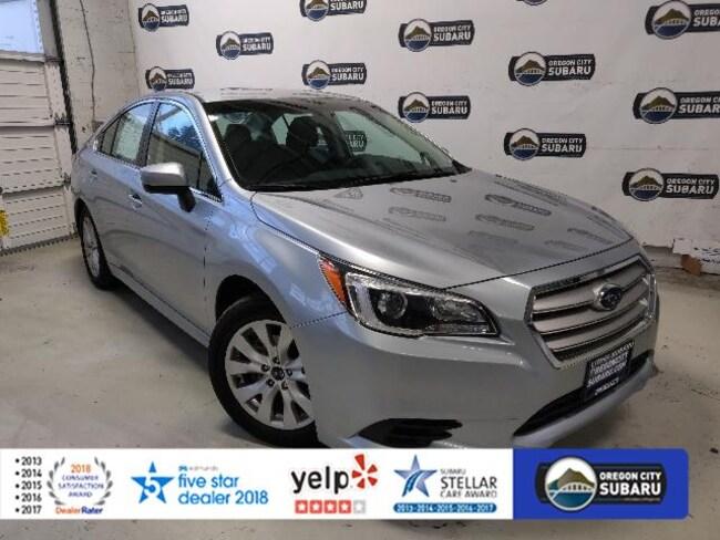 Used 2017 Subaru Legacy 2.5i Premium Sedan Oregon City, OR