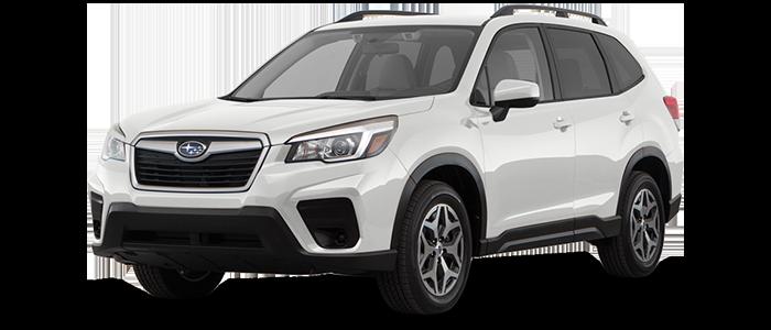 New 2020 Subaru Forester at Subaru Oregon City