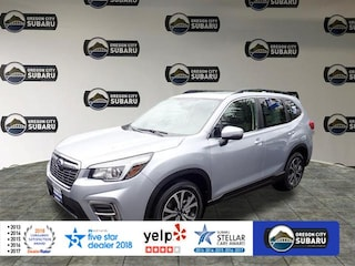 New 2019 Subaru Forester Limited SUV Medford, OR