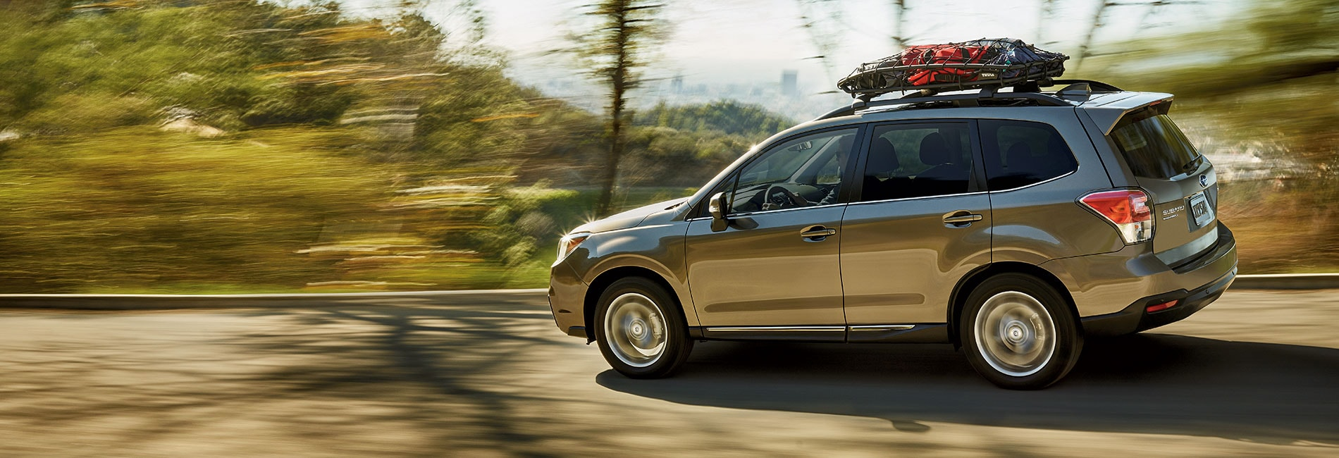 2018 Subaru Forester Exterior Features
