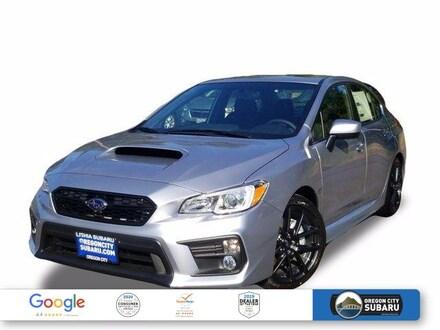 New 2021 Subaru WRX Premium Sedan Oregon City, OR