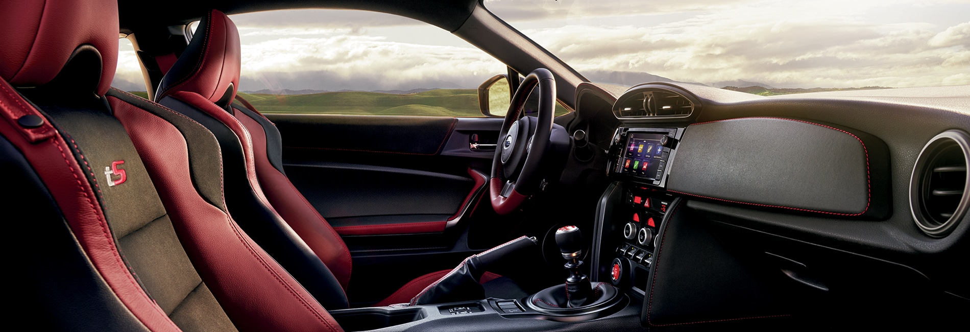 2019 Subaru BRZ Interior Features