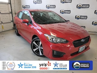 Certified Pre-Owned 2017 Subaru Impreza 2.0i Sport 5-Door CVT 5-door Oregon City, OR