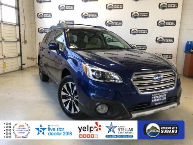 Used 2017 Subaru Outback 2.5i Limited SUV Oregon City, OR