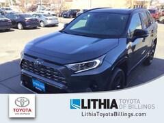 2021 Toyota RAV4 Hybrid XSE SUV Billings, MT