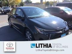 2021 Toyota Corolla Hybrid LE Sedan Billings, MT
