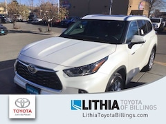 2021 Toyota Highlander Hybrid Limited SUV Billings, MT