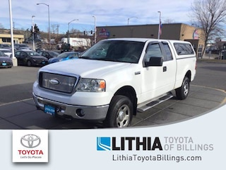 Used 2008 Ford F-150 4WD SuperCab 133 XLT Truck Billings, MT