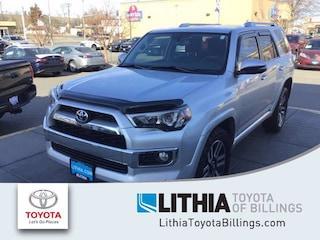 New 2015 Toyota 4Runner 4WD 4dr V6 Limited Sport Utility