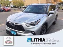 2021 Toyota Highlander Hybrid XLE SUV Billings, MT