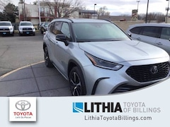 New 2021 Toyota Highlander XSE SUV For Sale in Billings, MT