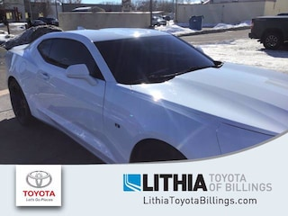 Used 2016 Chevrolet Camaro 2dr Cpe 1LT Car Billings, MT