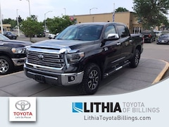 Used 2019 Toyota Tundra 1794 Edition CrewMax 5.5 Bed 5.7L Truck Billings, MT