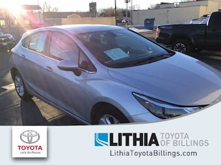 Used 2019 Chevrolet Cruze 4dr HB LT Car Billings, MT