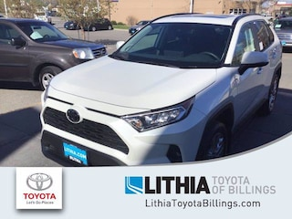 New 2021 Toyota RAV4 XLE Premium SUV Billings, MT
