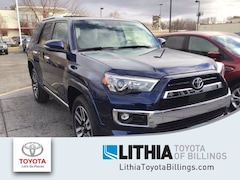 New 2021 Toyota 4Runner Limited SUV For sale in Billings, MT