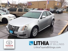 2013 Cadillac CTS 4dr Sdn 3.0L Luxury AWD Car