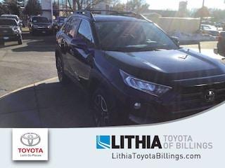 Used 2019 Toyota RAV4 Adventure AWD Sport Utility Billings, MT