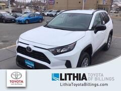 2021 Toyota RAV4 LE SUV Billings, MT