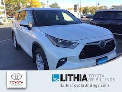 2021 Toyota Highlander Hybrid LE SUV Billings, MT