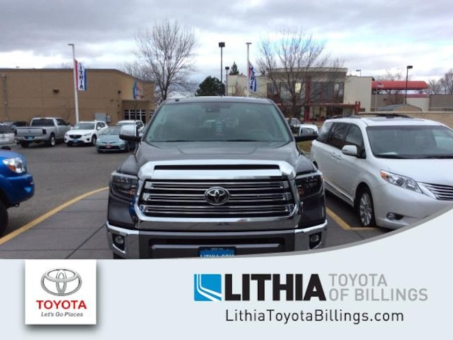 New 2019 Toyota Tundra 1794 5.7L V8 Truck CrewMax Billings, MT