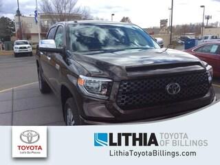 New 2019 Toyota Tundra Platinum 5.7L V8 Truck CrewMax Billings, MT