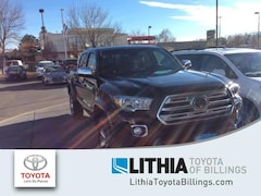 2019 Toyota Tacoma Limited V6 Truck Double Cab Billings, MT