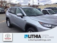 2021 Toyota RAV4 Hybrid LE SUV Billings, MT