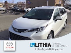 2021 Toyota Sienna Limited 7 Passenger Van Billings, MT