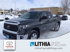 New 2021 Toyota Tundra SR5 5.7L V8 Truck Double Cab For Sale in Billings, MT