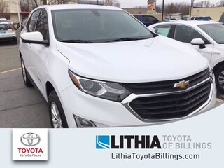 Used 2018 Chevrolet Equinox AWD 4dr LT w/1LT Sport Utility Billings, MT