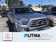2021 Toyota Tacoma Limited V6 Truck Double Cab Billings, MT
