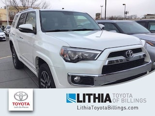 Used 2018 Toyota 4Runner Limited 4WD Sport Utility Billings, MT