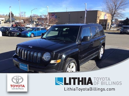 2011 Jeep Patriot 4WD 4dr North Sport Utility