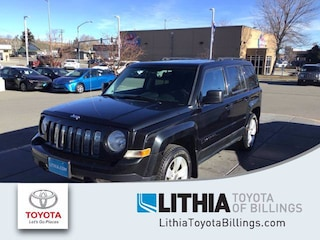 Used 2011 Jeep Patriot 4WD 4dr North Sport Utility Billings, MT