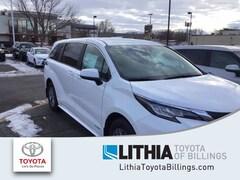 New 2021 Toyota Sienna LE 8 Passenger Van Billings, MT
