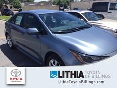 2021 Toyota Corolla LE Sedan Billings, MT