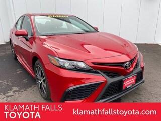 New 2021 Toyota Camry SE Sedan Klamath Falls, OR