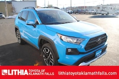 New 2019 Toyota RAV4 Adventure SUV For sale in Klamath Falls, OR