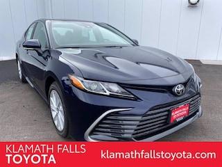 New 2021 Toyota Camry LE Sedan Klamath Falls, OR