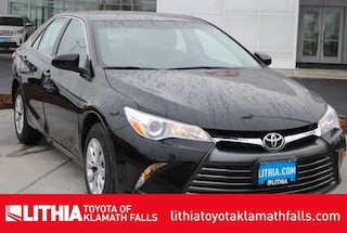 Certified Pre-Owned 2016 Toyota Camry LE Sedan Klamath Falls, OR