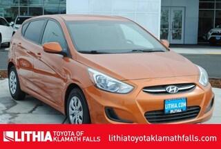 Used 2017 Hyundai Accent SE Hatchback Klamath Falls, OR