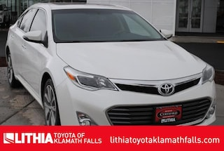 Certified Pre-Owned 2015 Toyota Avalon XLE Touring Sedan Klamath Falls, OR