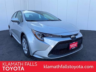 New 2021 Toyota Corolla LE Sedan Klamath Falls, OR