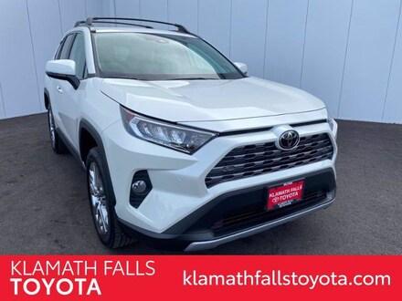 2021 Toyota RAV4 Limited SUV