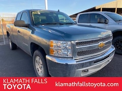 Used 2013 Chevrolet Silverado 1500 LT Truck Extended Cab Klamath Falls, OR