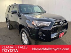 New 2022 Toyota 4Runner SR5 Premium SUV Klamath Falls, OR