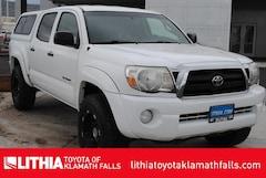 2006 Toyota Tacoma Base V6 Truck Double-Cab Klamath Falls, OR