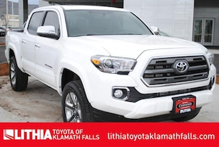 Certified Pre-Owned 2016 Toyota Tacoma Limited V6 Truck Double Cab Klamath Falls, OR